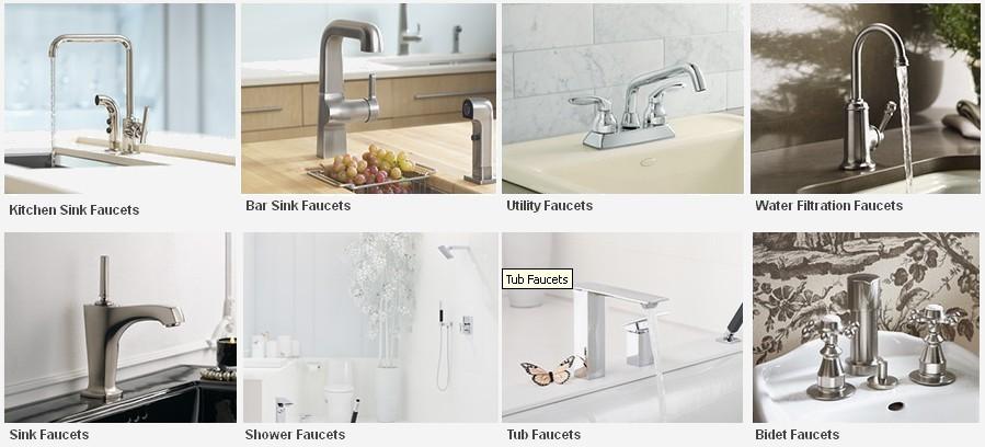 Kohler Faucets & Fixtures in Irvine - Irvine Medallion Plumbing